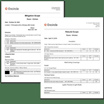 Encircle-Scope-Reports